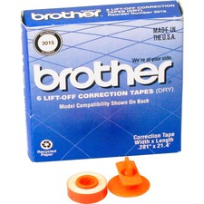 Brother 3015 Typewriter Correction Film