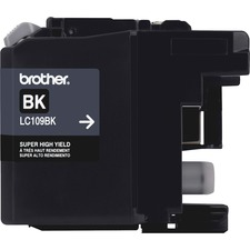Brother LC109BK Ink Cartridge