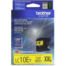 Brother LC10EY Ink Cartridge